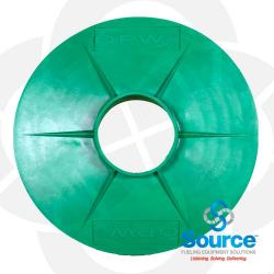 Green 7H/7HB Series Nozzle Fillgard Splash Guard