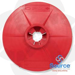 Red 11A/11B Series Nozzle Fillgard Splash Guard