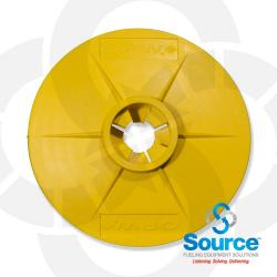 Yellow 11A/11B Series Nozzle Fillgard Splash Guard