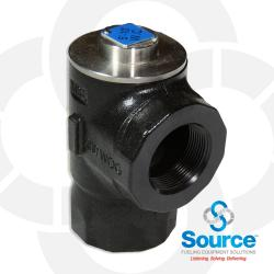 1-1/2 Inch NPT 90 Degree Anti-Siphon Valve With Thermal Expansion Relief, 5-10 Foot W.C.