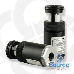 Leak Detector Without Check Valve