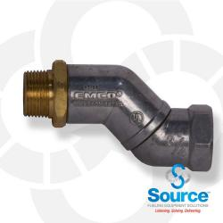 Swivel 3/4 Inch Male X 3/4 Inch Female NPT