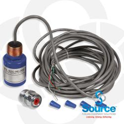 Product Distinguishing Sensor For Monitoring Containment Sumps Dispenser Pans Interstice Of Steel Tanks & Other Containment Areas (Comes With 12 Of Cable)