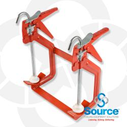 Straight Clamp For Straight Joints