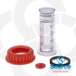 At-A-Glance Type D Repair Parts Kit (Includes Calibration Assembly Lock Nut Gasket Indicator Disc)