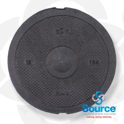 12 Inch Replacement Lid For 104 Manhole