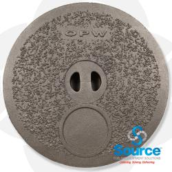 12 Inch Cast Iron Cover For 104Fg-1200