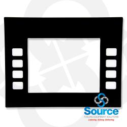 Ecim Monochrome Standard Softkey Overlay