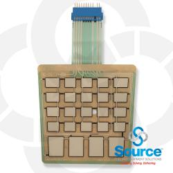 Customer Input Keypad (Outright)