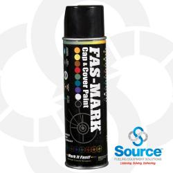 15 Ounce Black Spray Paint
