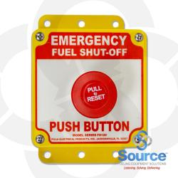 Emergency Fuel Shut Off Button