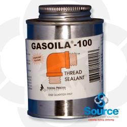 1/2 Pint Brush Gasoila 100