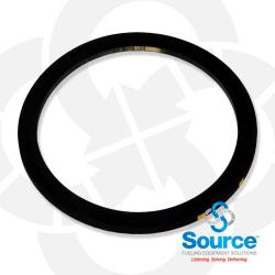 3 Inch X 3 Inch Gasket - Tight Fill Side Seal Adaptor