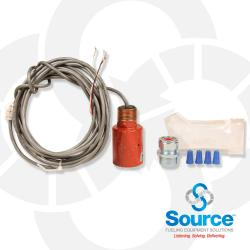 Sensor For Monitoring Containment Sumps  Dispenser Pans  The Interstice Of Double Wall Steel Tanks  & Other Containment Areas