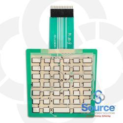 Keypad Customer Alpha Numeric Input