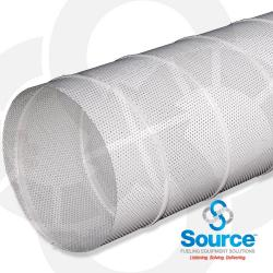12 Inch X 14 Foot Pvc Coated Sump Tube
