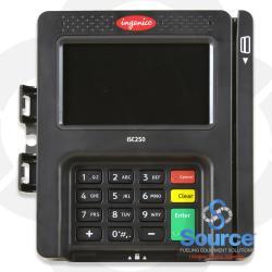 Rebuilt Ingenico iSC250 Pin Pad (Exxon Mobil 3DES)