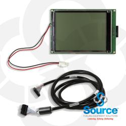 Ovation Qvga Display Board With Led Backlight And Cables (892131-001)
