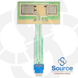 Membrane Switch Price Per Unit Dbl-3Pm (T19370-12)
