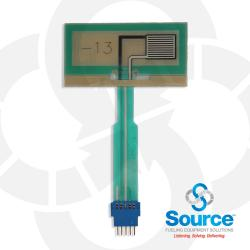 Single Switch Vented Membrane Push To Start Ppu (T19370-13)