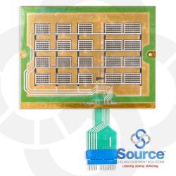Switch Vented Membrane Data Input Mpd-3 Crind (T19569-10)