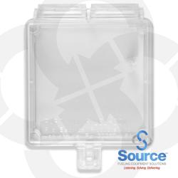 Clear Cover Plate