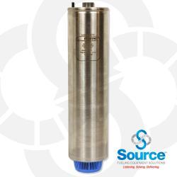 1/3 HP Pump Motor Assembly - Length 16 Inch