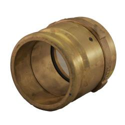 4 Inch Fill Swivel Adaptor - Brass
