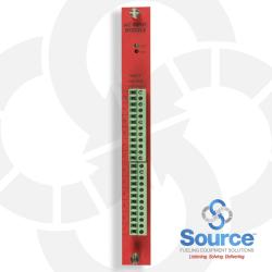 12 Input Ac Input Module For Dispenser Hook Inputs  For Ts-5 550/E 5000/E And Ems Consoles - Installed