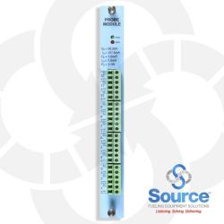 12 Input Probe Module, LLx Series Probes, VFM, And DMS Sensors, For TS-5, 550/E, 5000/E, And EMS Consoles - Installed