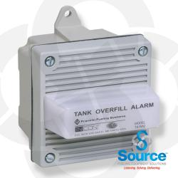 Remote Audible And Visible Alarm Unit, High - Intensity
