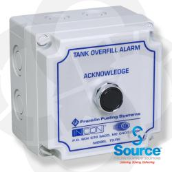 Remote Tank Overfill Alarm Acknowledgement Unit