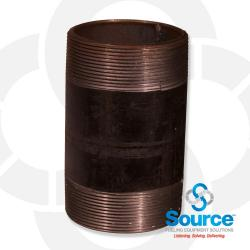 4 Inch X 7 Inch Nipple For 1-2100-Evr Series Thread-On Spill Containers