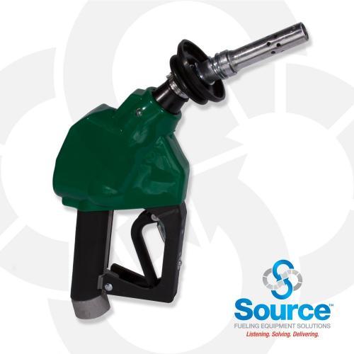 New Green Vapor Assist Nozzle For Gilbarco Vaporvac And Wayne Waynevac