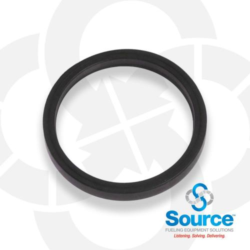 Packer Discharge Seal 0.240 Inch Thick Gflt (Yellow Mark)