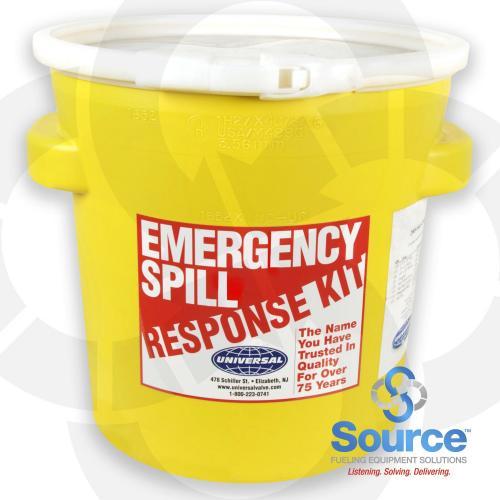 20 Gallon Spill Response Kit