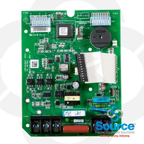 Sci Lower Control Board