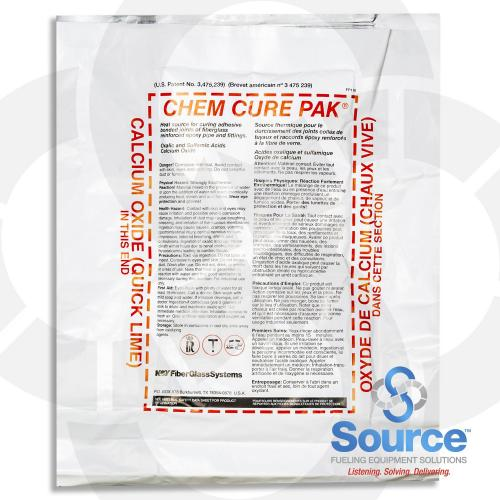 3 Inch Chem Cure Pack