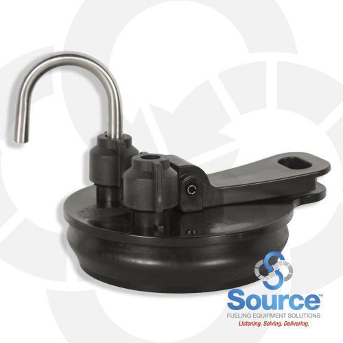 Hydrostatic Sensor Vented Locking Riser Cap