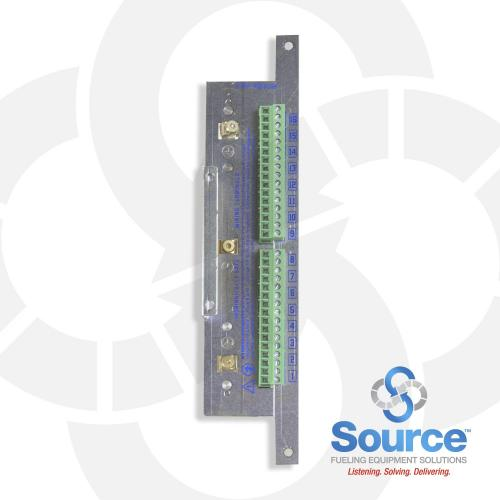 Sixteen Input Universal Sensor / Probe Interface Module Tls-450 Installed