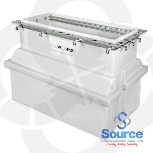 OPW | DS-1543A | Polyethylene Dispenser Sump 15 Inch X 43