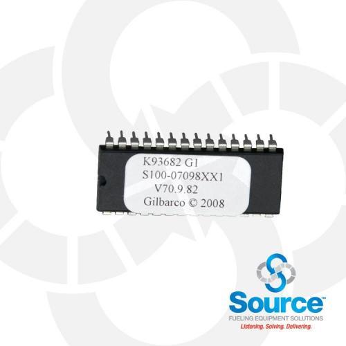 Gilbarco   K93682-G1S   Advantage Standard Software   S3